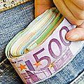 Maintenant, pour retirer un billet de 500 euros en espagne, il faut laisser son identité…