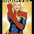 [Chronique <b>Comics</b>] Je suis Captain Marvel