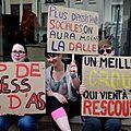 72 g- ÉTUDIANTS d' Amiens au CROUS