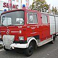 MERCEDES LP608 Freiwillige Feuerwehr Wadgassen Mannheim (1)