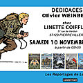 OLIVIER WEINBERG, dessinateur illustrateur