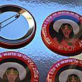 Badges pour <b>EVJF</b>