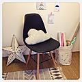 • Coup de ❤ Chaise design chez Gifi •
