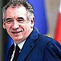 François Bayrou, les financements politiques, la proportionnelle et l'après-5 décembre 2019