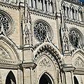 Cathédrale Sainte-Croix, Orléans /France_Val de Loire *Lloas