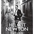 Documentaire en salles/<b>HELMUT</b> <b>NEWTON</b> : L'EFFRONTÉ
