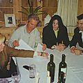 Michael jackson à sulden (italie), du 9 au 11 mars 2001