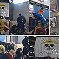 Mes premières photos de la japan expo one piece