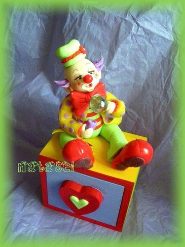 clown bulles
