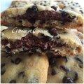vidéo cookies inratables fourrés au nutella