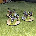 Chassepots, Lorenz, Dreyses et Fusils à Bouchon - 062 - Etat-major français, encore une fournée pour la route