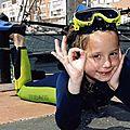 100% Plongée enfant -Agde