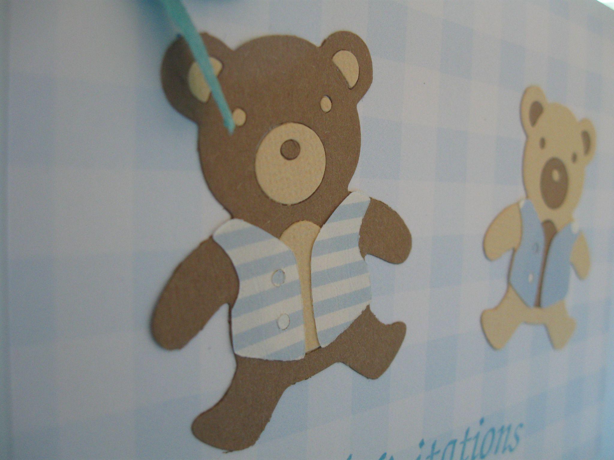 Deux oursons