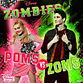Z-o-m-b-i-e-s, le gentil film de genre de disney channel