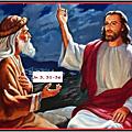 Evangile et homélie du Jeudi 23 Avril 2020. Celui qui croit au <b>Fils</b> a la <b>vie</b> éternelle