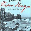 Cent poèmes de victor hugo, omnibus édition