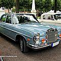 Mercedes 280 S version US (W111)(9ème Classic Gala de Schwetzingen 2011) 01