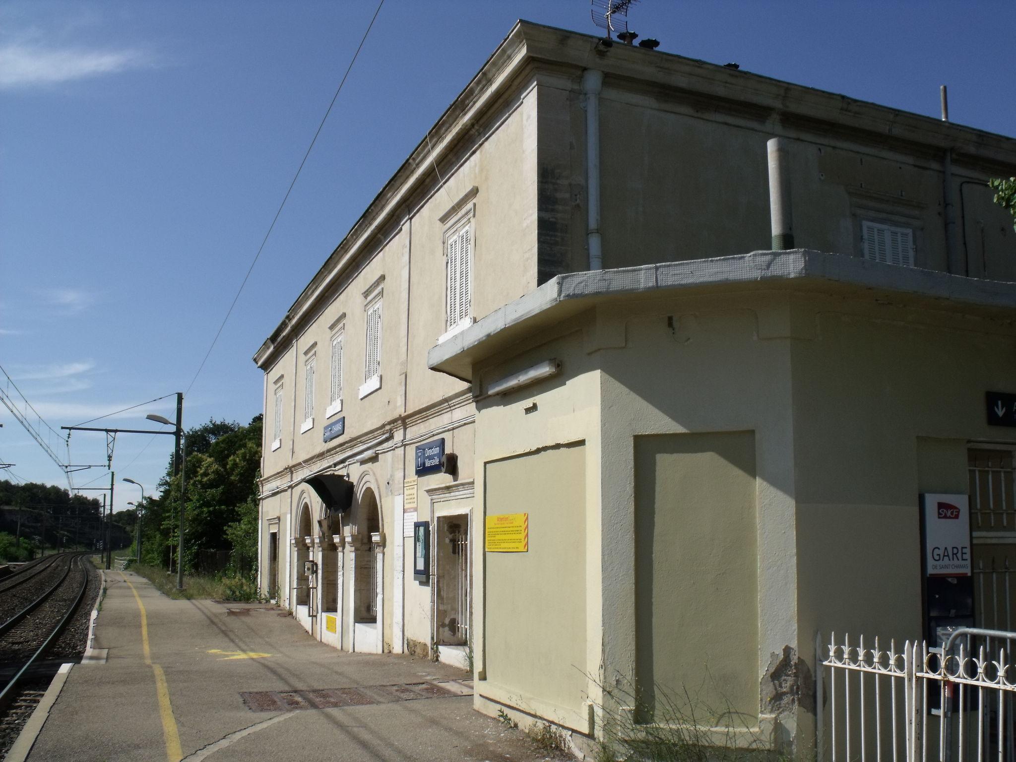 Saint-Chamas (Bouches-du-Rhône)