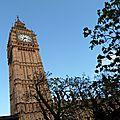 <b>Londres</b> en tous sens