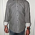 <b>Couture</b> chemise <b>homme</b>