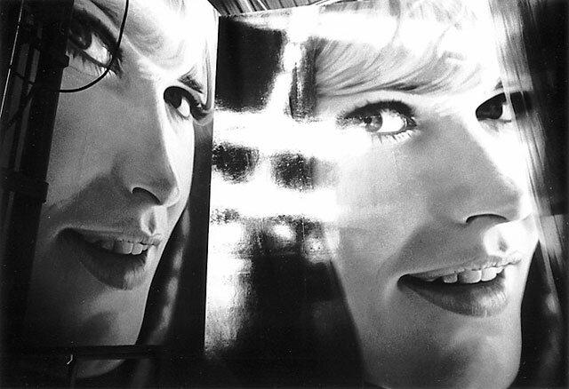 Double face billboard 1964