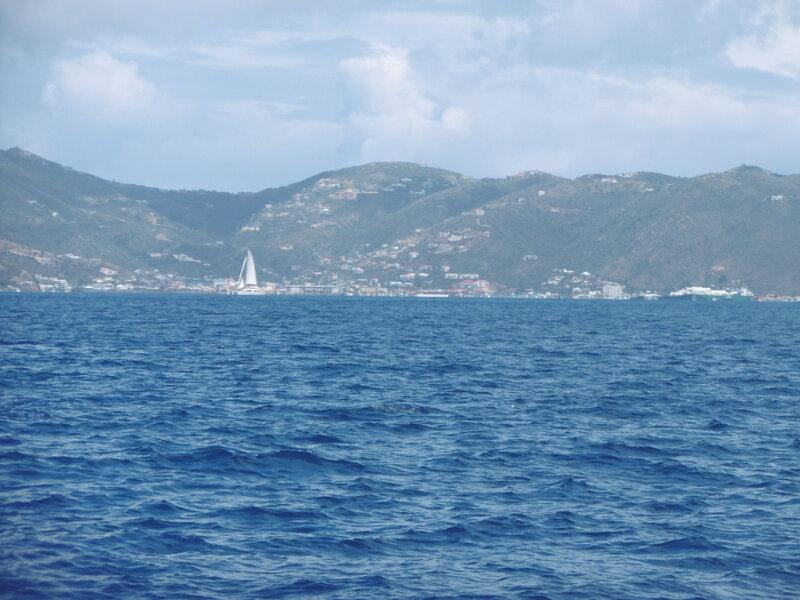 BVI - vue de Tortola (15)
