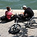 Quai de seine, à deux, vélo_8022