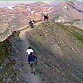 Handi Cap Evasion : Joëlettes en Beaufortain : 26 juillet-2 août 1992