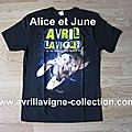 The Black Star Tour Product - T-shirt