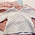 Baby Monceau et blouses Ikatee
