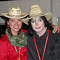 Michael Jackson à <b>Acapulco</b> (Mexique) en avril 2003