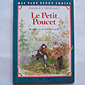 Le petit Poucet <b>illustrations</b> Michel Charrier, mes plus beaux contes Hachette