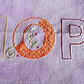 Stitching hope for joshua