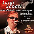 <b>Sosie</b> <b>officiel</b> <b>Gilbert</b> <b>Montagné</b>.