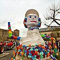 857 Carnaval des écoles à La Cavalerie le 25/03/17
