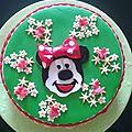 Minnie et la fée jolie