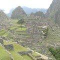 Machu Picchu, superbe !