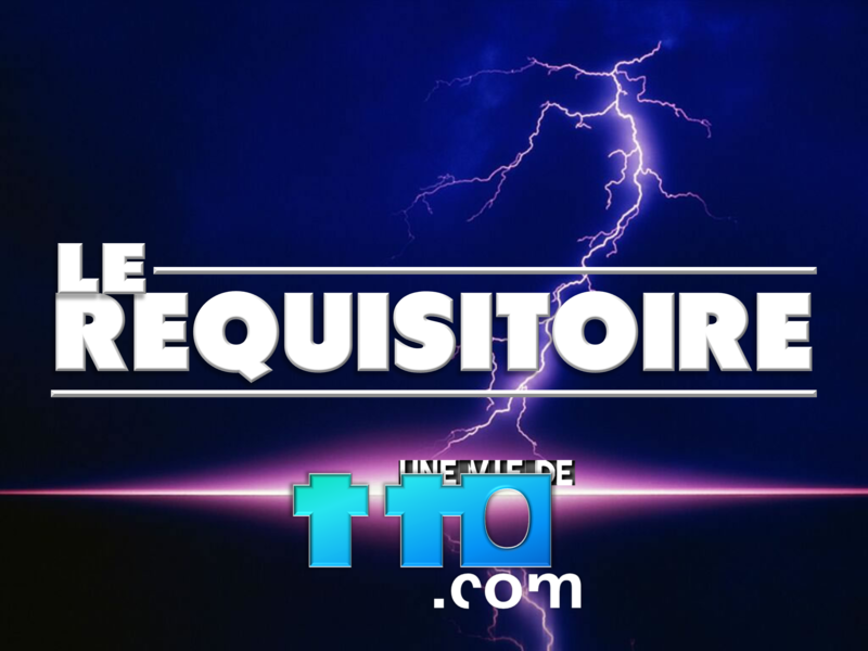 2017 - REQUISITOIRE