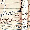 Les cousins - Citation pour le 4e btn du 229e R.I. - <b>Verdun</b> début de la grande offensive - Le paquebot Algérie coulé