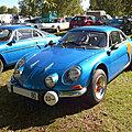 Alpine A110 - 1600 SX (1976-1977)