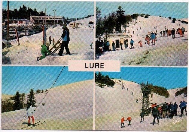 Lure-ski