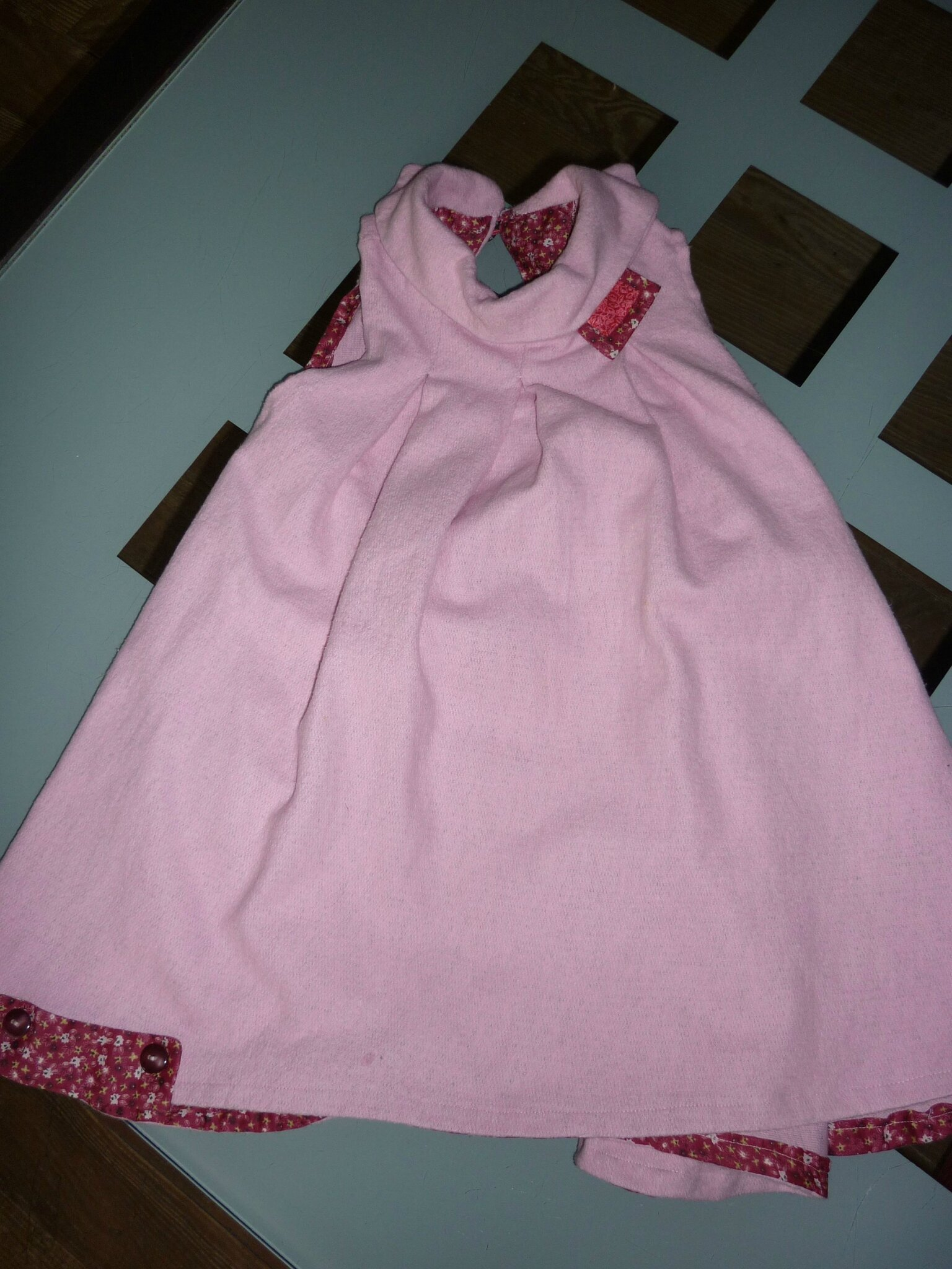 Robe Alula en lainage