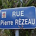 Rezeau et Charette dans les rues de La Copechagnière