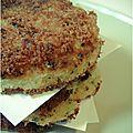 ..crab cakes inspirés de jamie... ah jamie !..