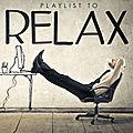 Relax : à la découverte de la playlist détente de Playup