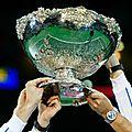 Yannick Noah - capitaine pour la <b>Coupe</b> <b>Davis</b>