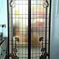 vitrail Art Nouveau