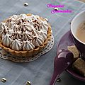 <b>BANOFFEE</b> PIE la gourmandise venue d' Angleterre..