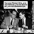 Dernier bouquin de chirac : extraits d'images