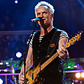 Sting sort le clip « Rushing Water »